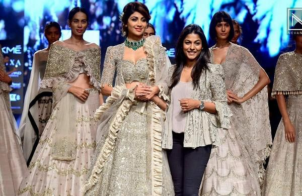Hyderabad Based Jayanti Reddy Who Has Designed For Shilpa Shetty Talks About Her New Collection