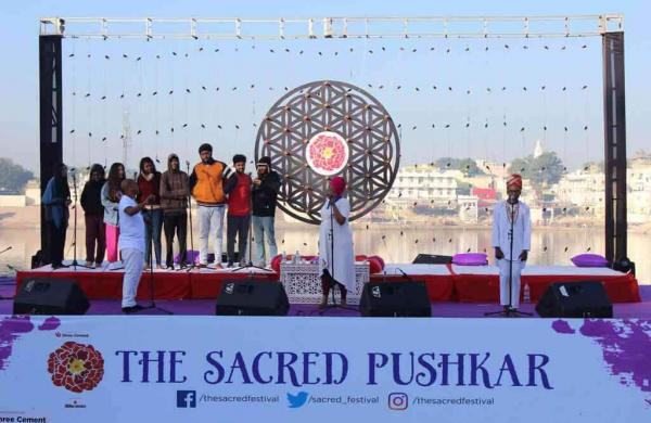 Bombay Jayashri and Nooran Sisters to headline at the 4th edition ofThe Sacred Pushkar