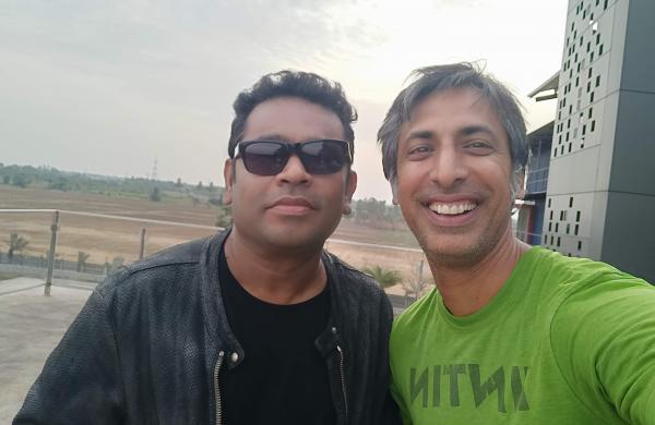 ARR and Viraj Singh Gohil