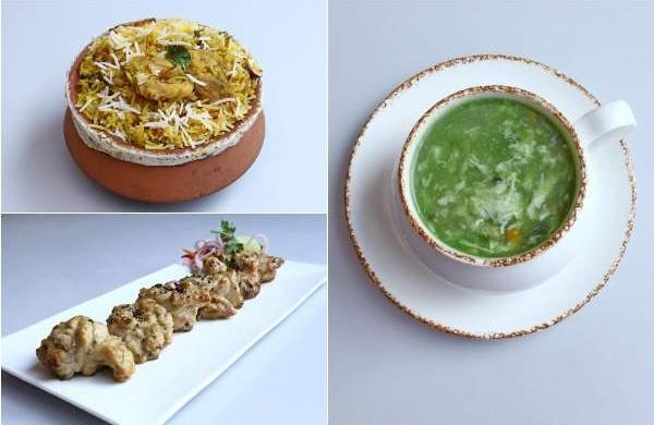 Rosewater fine dining Chennai Anna Nagar