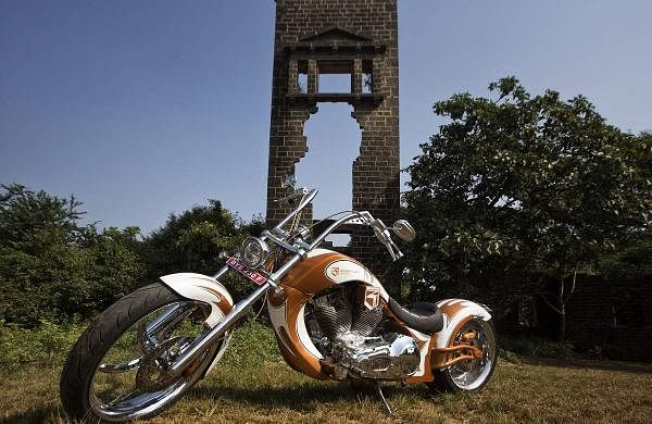 Rudra by Avantura Choppers photo