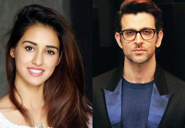Hrithik slams reports that said he flirted with Disha Patani, the actress calls is irresponsible gossip