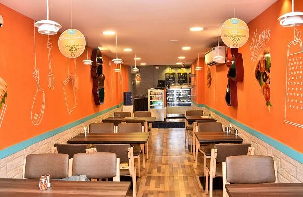 CK's Bakery and Cafe Chennai latest photo