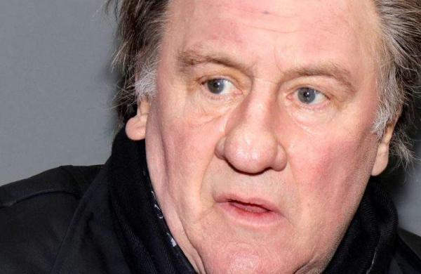 Gerard Depardieu latest photo