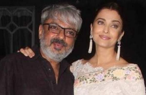 Aishwarya and Bhansali photo