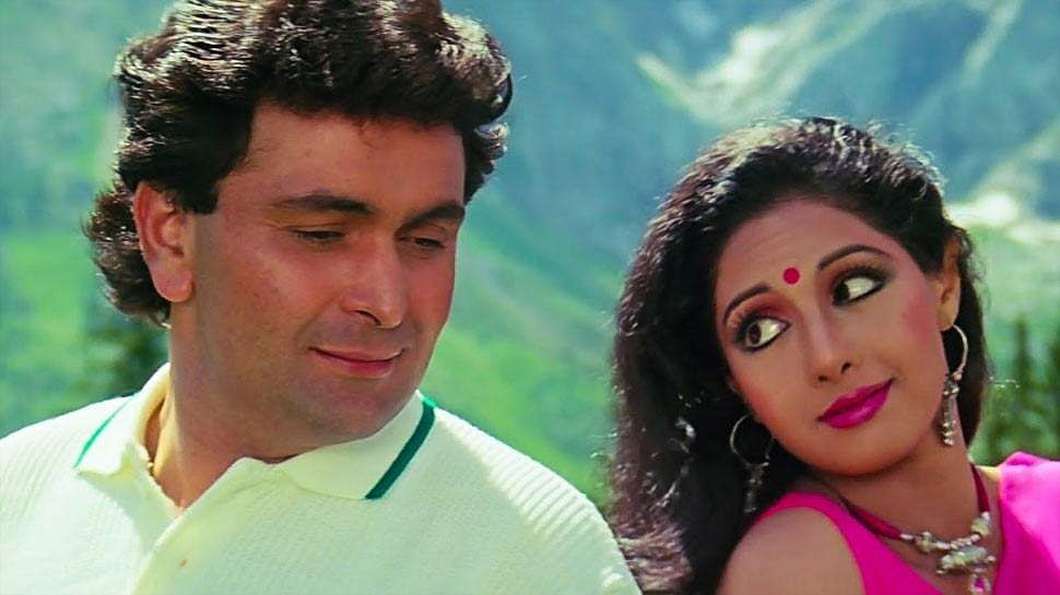 Rishi Kapoor gets trolled as he fails to recognise Sridevi in throwback pic