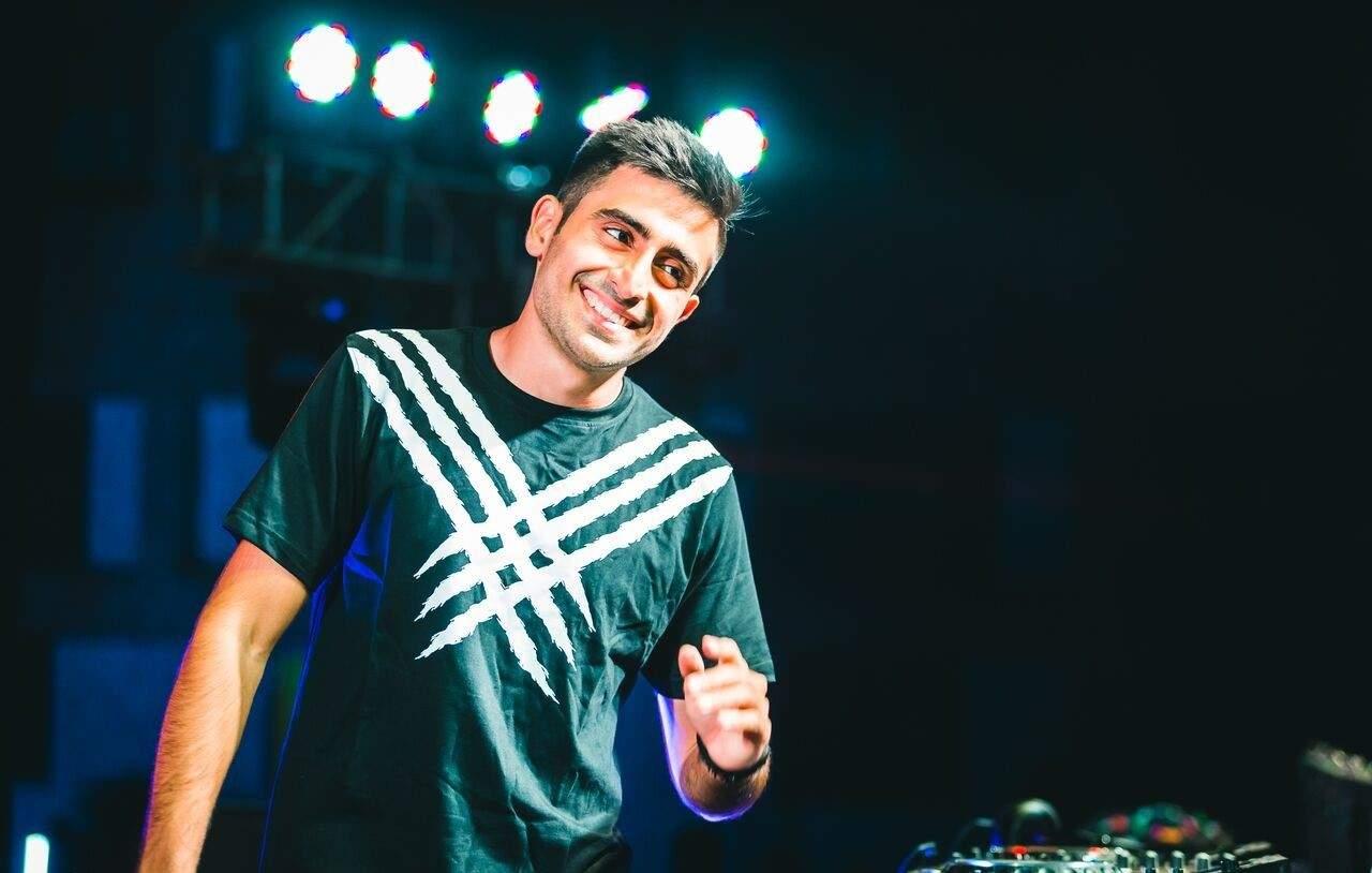 DJ Shaan latest Photo
