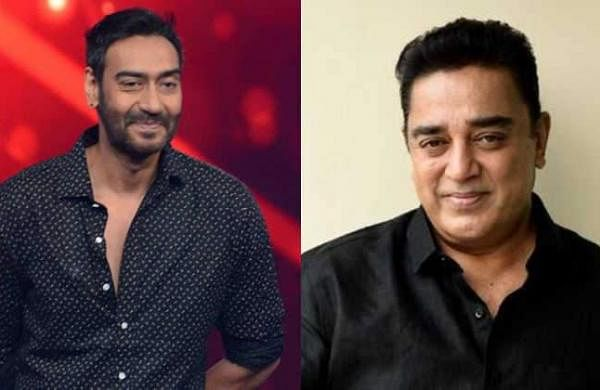 Ajay Devgn to make Tamil debut with Kamal Haasan's Indian 2?