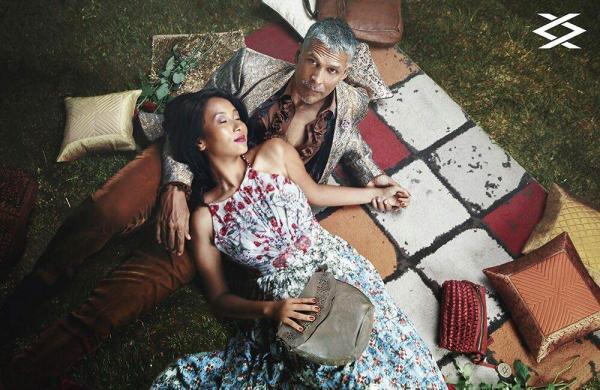 Milind Soman and Ankita Konwar photo