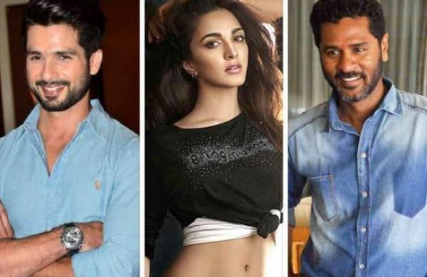 Shahid Kapoor,Honey Singh, Kiara Advani to come together for recreated version of Prabhudeva's Urvashi