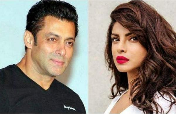 It's ok if Priyanka Chopra doesn't want to work with me, she is working with a big Hollywood hero: Salman Khan
