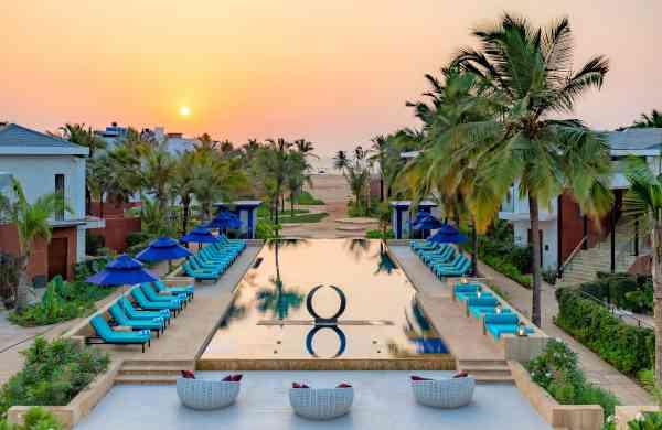 Azaya Beach Resort Goa photo