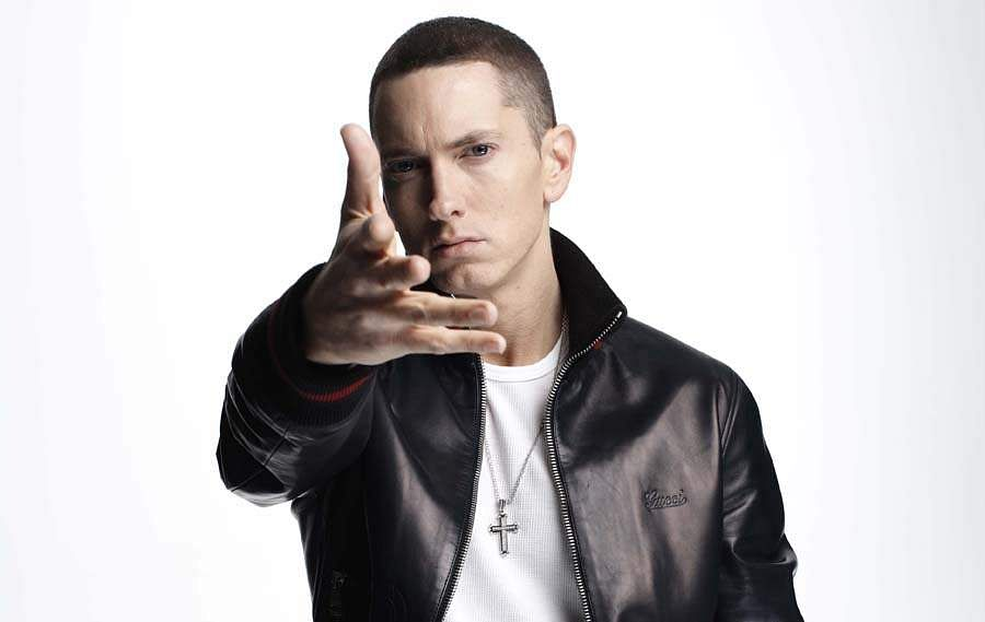Eminem overtakes Abba, Led Zeppelin for #1 albums in the UK with Kamikaze