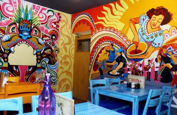 Mozza Ristorante in Chennai's Anna Nagar