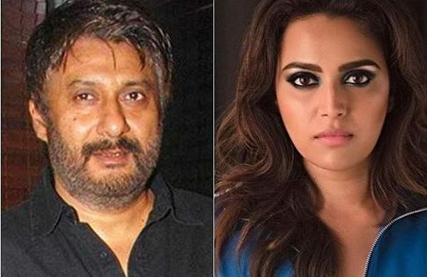 Vivek Agnihotri and Swara Bhaskar latest photo