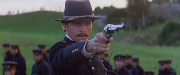 Tony Goldwyn as Colonel Bagley