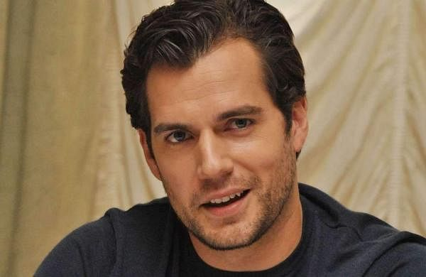 Henry Cavill latest photo