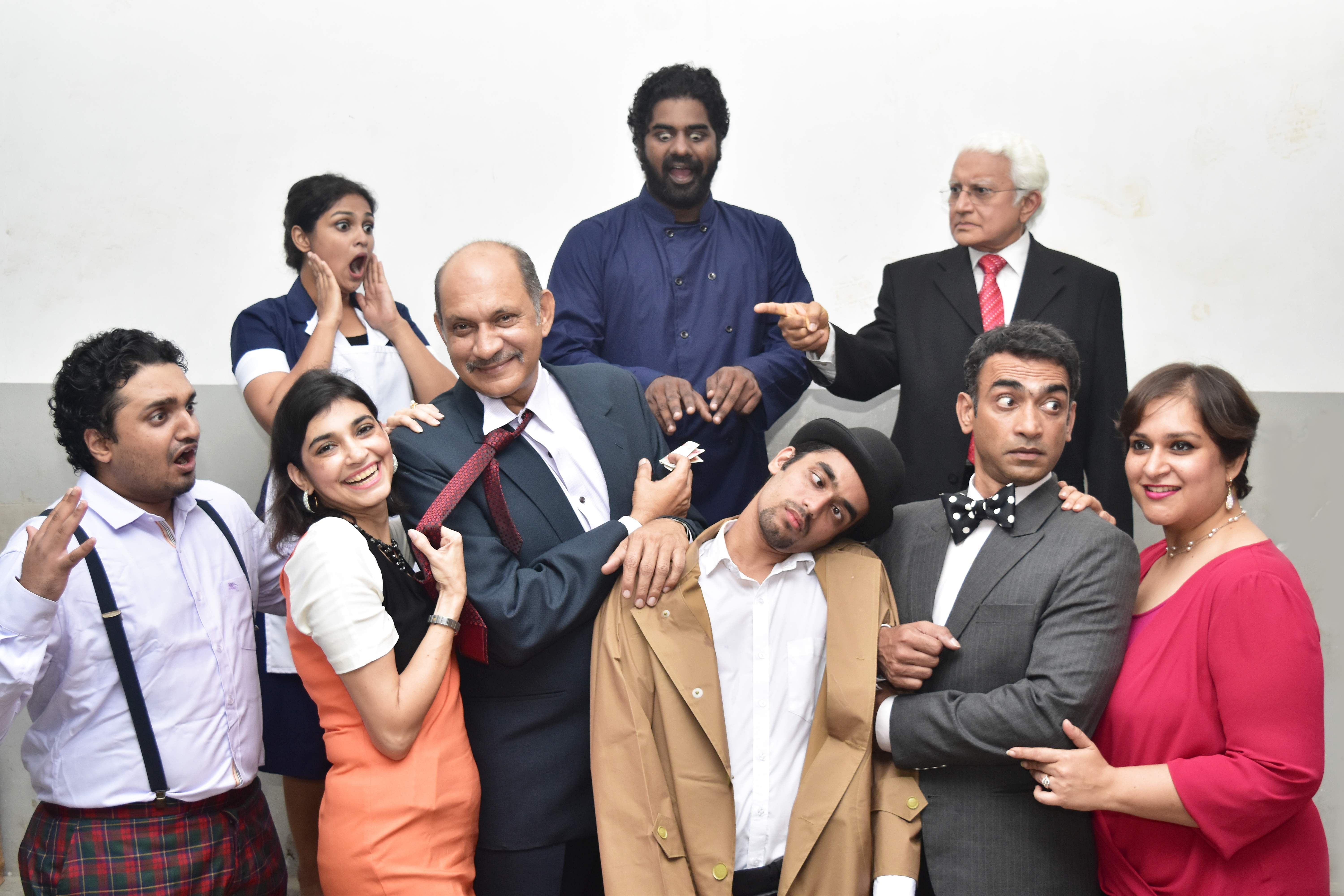 The Madras Players Theatre Groups in Chennai
