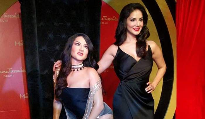 Sunny Leone unveilswax statue at Madame Tussauds, says women shoulddo whatever they want