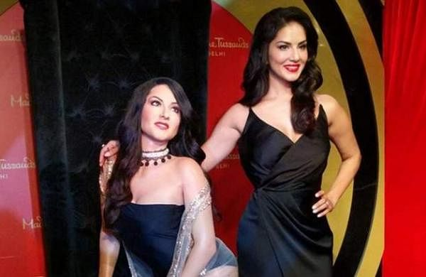 Sunny Leone unveils wax statue at Madame Tussauds, says women should do whatever they want