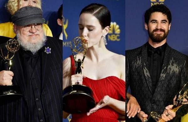 Here's the complete winner's list from the Emmy Awards 2018