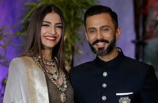 Sonam Kapoor, Anand Ahuja to be special guests at Armani's  fashion show in Milan