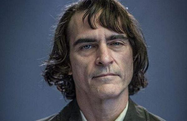 Joaquin Phoenix latest photo