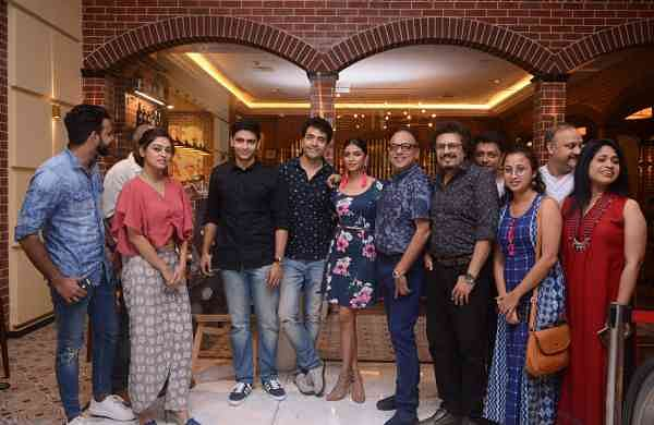 Byomkesh gotro 2018, cast & crew photo