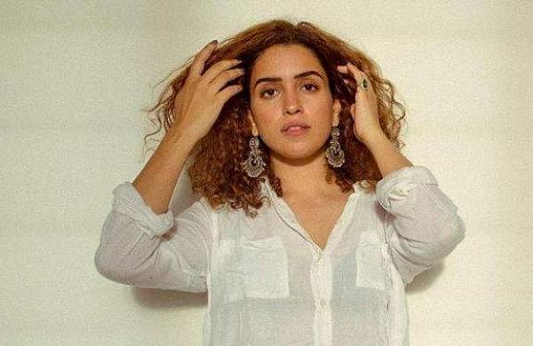 Sanya Malhotra latest photo