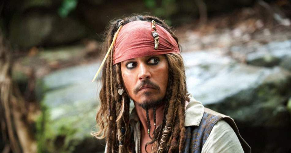 Johnny Depp's Jack Sparrow in Pirates of the Caribbeanwas inspired by Lord Krishna, writer reveals