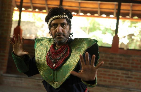 Beyond good & evil:Theatre Nisha's Dashaanan reimagines the Ramayana in Ravan's perspective