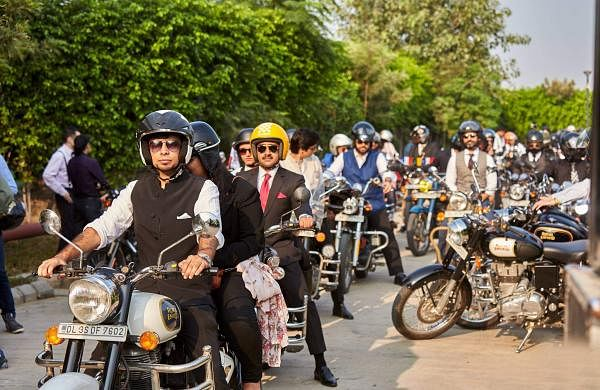 The Distinguished Gentleman's Ride latest photo