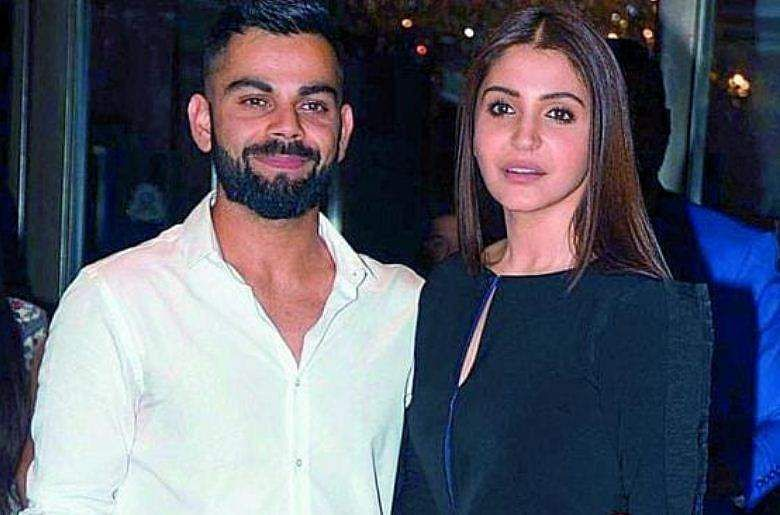 Virat Kohli Anushka_Sharma latest pictures
