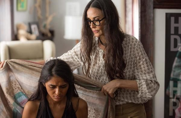 'She wouldn't leave until everyone's packed up': Love Sonia actress, Mrunal Thakur on working with Demi Moore
