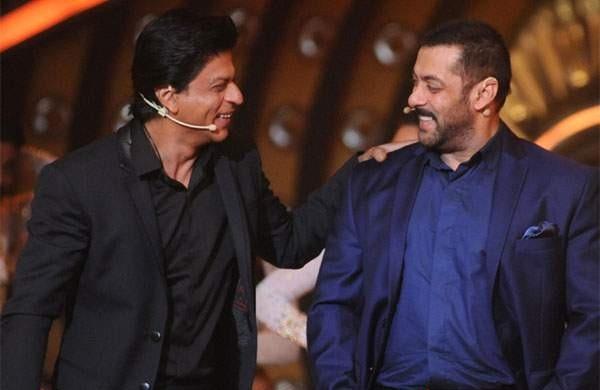 Shah Rukh Khan Salman Khan latest photo