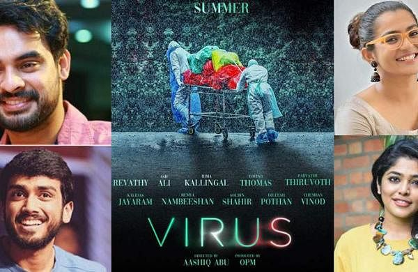 Malayalam director Aashiq Abu's Virus features an ensemble cast and might be based on the Nipah outbreak
