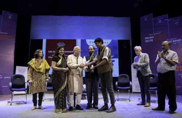 DSC Prize 2017 winner Anuk Arudpragasam