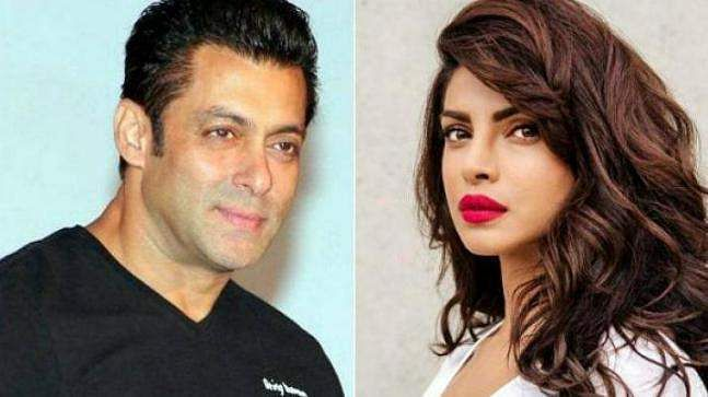 salman-priyanka_0What's the need of exiting movie due to engagement, maybe Priyanka doesn't want to work in Bollywood anymore: Salman Khan