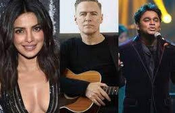Priyanka Chopra, A.R. Rehman to perform in India at Bryan Adams concer