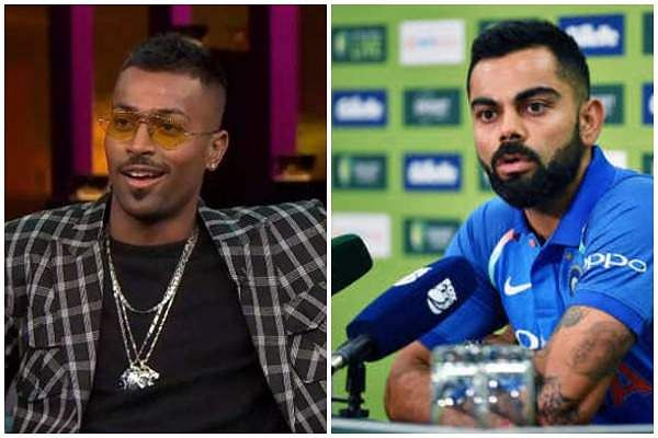 'Hardik Pandya, KL Rahul have understood the magnitude of what's happened': Virat Kohli reacts to Ko
