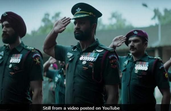 Here's what will happen when you download the pirated version of Vicky Kaushal's Uri: The Surgical S