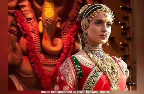 'Who saw that film?': Kangana Ranaut when asked about Manikarnika's similarity with Hrithik Roshan's