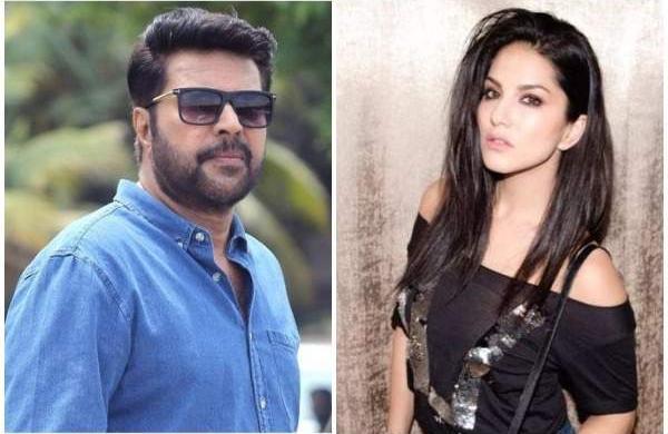 Sunny Leone, Mammootty upcoming film