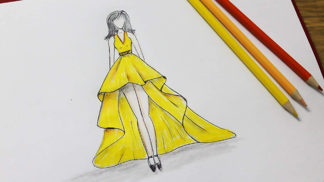 Learn Basic Apparel Designing At This One Day Certified Fashion Illustration Workshop