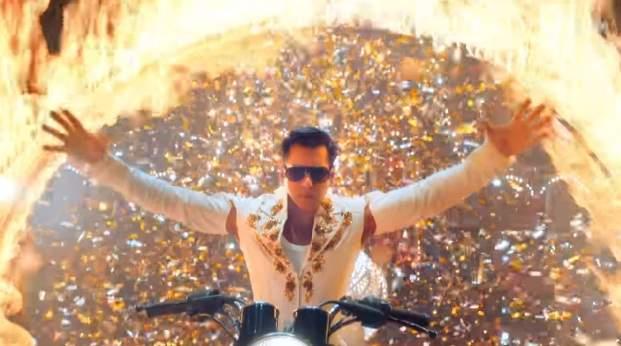 Salman Khan in Bharat teaser