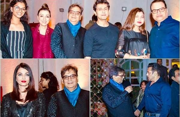 PICTURES: Salman Khan, Madhuri Dixit, Aishwarya Rai Bachchan, among other Bollywood celebs attended