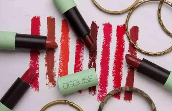 Vegan Lipsticks