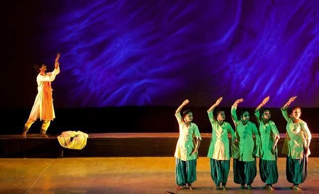 Sandip Mallick Dance