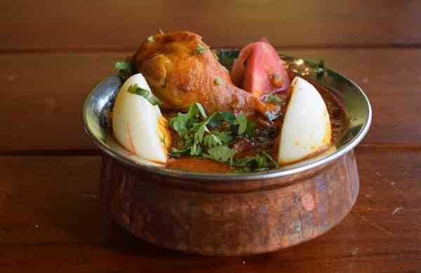 Patiala chicken
