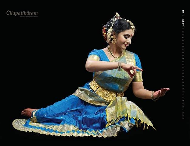 Mohiniyattam dancer Methil Devika